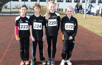 Crosslauf in Palling