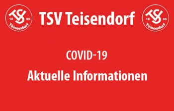 COVID-19 - Aktuelle Infomationen - Turnbetrieb erst ab September